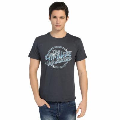 Bant Giyim - The Strokes Füme T-shirt