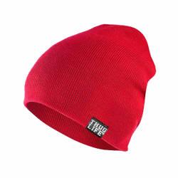 Thug Life - Thug Life Basic Kırmızı Bere