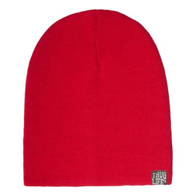 Thug Life Basic Kırmızı Bere