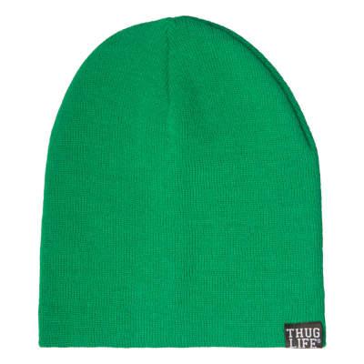 Thug Life Basic Yeşil Bere