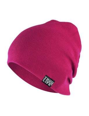 Thug Life - Thug Life Basic Fuşya Bere