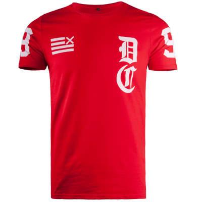 Thug Life - Thug Life - Chef 99 Kırmızı T-shirt