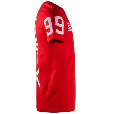 Thug Life - Chef 99 Kırmızı T-shirt