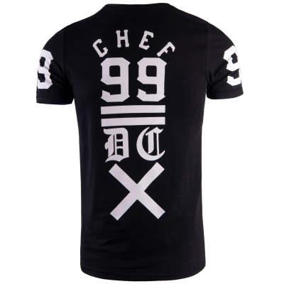 Thug Life - Chef 99 Siyah T-shirt
