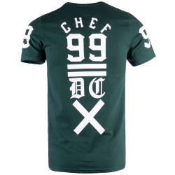 Thug Life - Chef 99 Yeşil T-shirt - Thumbnail