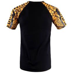 Thug Life - Crime Gods Siyah T-shirt - Thumbnail