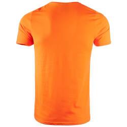 Thug Life - Crime Gods Strip Turuncu T-shirt - Thumbnail