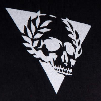 Thug Life - Don't F*cking Die Siyah T-shirt