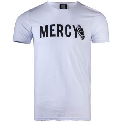 Thug Life - Mercy Beyaz T-shirt