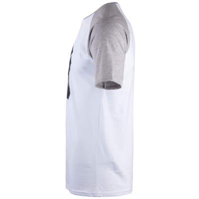 Thug Life - NY Gri & Beyaz T-shirt