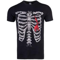 Thug Life - Thug Life - Tattoo Lover Siyah T-shirt