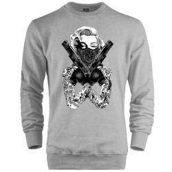 HollyHood - HH - Thug Marilyn Sweatshirt