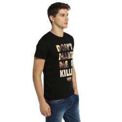 Bant Giyim - Tokyo Ghoul Siyah T-shirt - Thumbnail