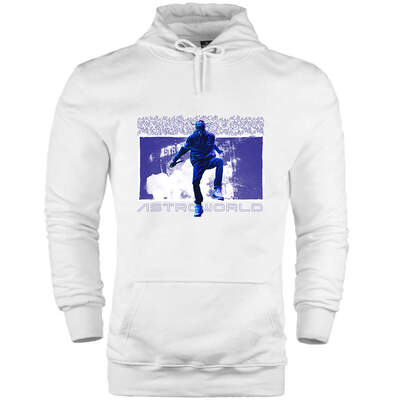 HollyHood - Travis Scott - Astroworld Cepli Hoodie