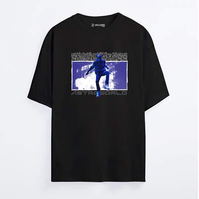 HollyHood - Travis Scott - Astroworld Oversize T-shirt