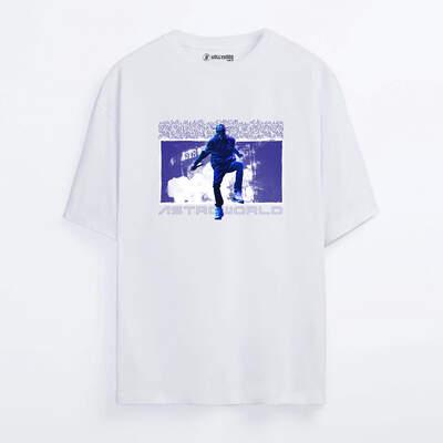 Travis Scott - Astroworld Oversize T-shirt