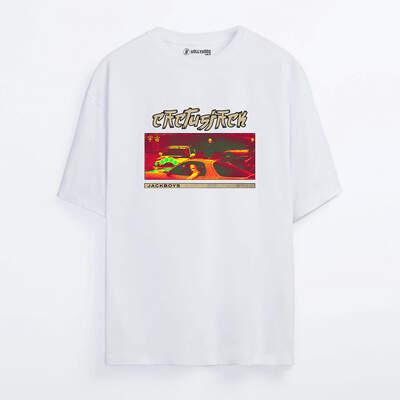 Travis Scott - Cactusjack Oversize T-shirt