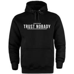 HH - Trust Nobady 2 Cepli Hoodie - Thumbnail