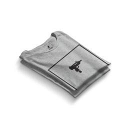 HH - Trust Nobady Gri T-shirt - Thumbnail
