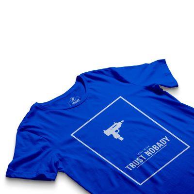 HH - Trust Nobady Mavi T-shirt