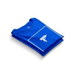 HH - Trust Nobady Mavi T-shirt - Thumbnail