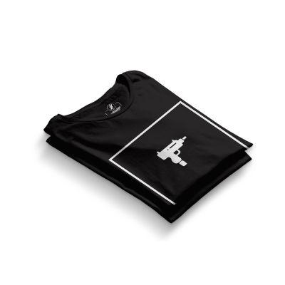 HH - Trust Nobady Siyah T-shirt