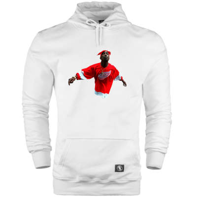 HH - Tupac Red Style Cepli Hoodie
