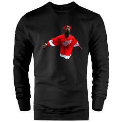 HH - Tupac Red Style Sweatshirt - Thumbnail
