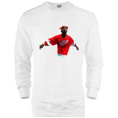 HH - Tupac Red Style Sweatshirt