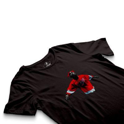 HH - Tupac Red Style Siyah T-shirt