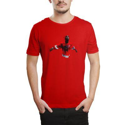 HH - Tupac Red Style Kırmızı T-shirt