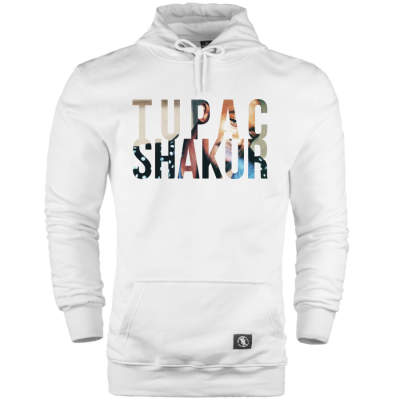 HH - Tupac Shakur Cepli Hoodie