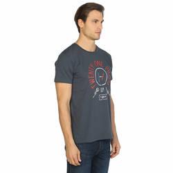 Bant Giyim - Twenty One Pilots Blurryface Füme T-shirt - Thumbnail