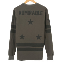 Two Bucks - Two Bucks - Admirable Haki Sweatshirt