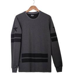 Two Bucks - Two Bucks - Admirable Antrasit Sweatshirt