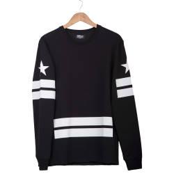 Two Bucks - Two Bucks - Admirable Siyah Sweatshirt