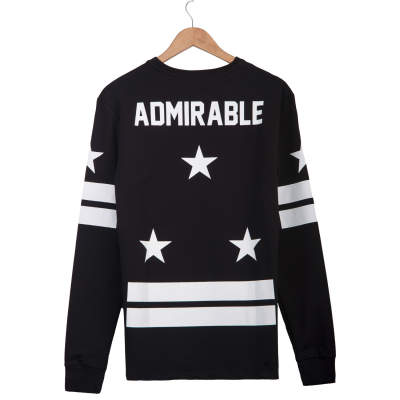 Two Bucks - Admirable Siyah Sweatshirt