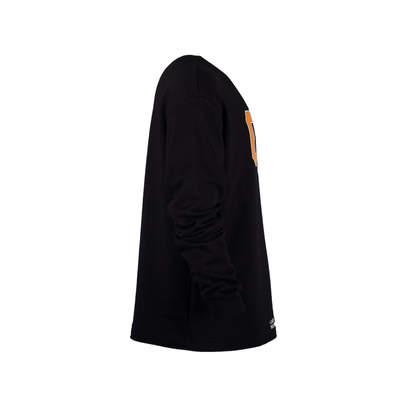 Two Bucks - Big OFF Siyah Sweatshirt