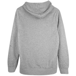 Two Bucks - Distressing Gri Hoodie - Thumbnail