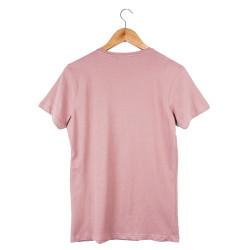 Two Bucks - Dots Skull Pembe T-shirt - Thumbnail