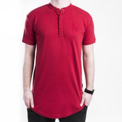 Two Bucks - L.A. Bordo T-shirt - Thumbnail