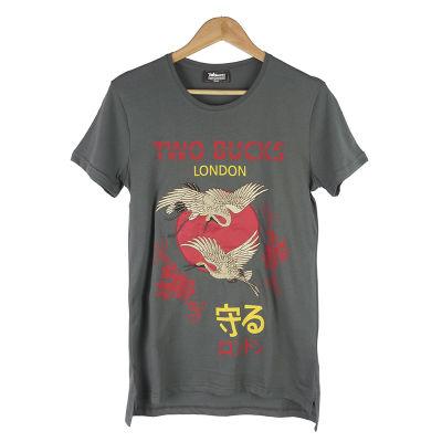 Two Bucks - London Haki T-shirt