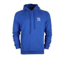 Two Bucks - Two Bucks - Mavi NY Şeritli Hoodie