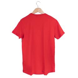 Two Bucks - Never Look Back Kırmızı T-shirt - Thumbnail