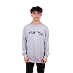 Two Bucks - Two Bucks - New York Gri Sweatshirt