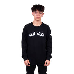 Two Bucks - Two Bucks - New York Siyah Sweatshirt