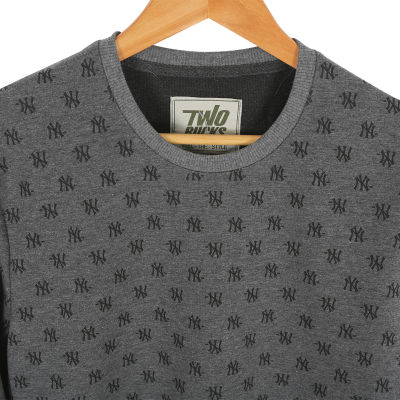 Two Bucks - NY Little Logo Antrasit Sweatshirt