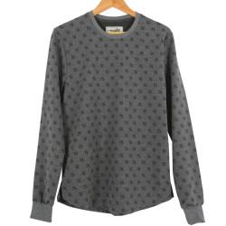 Two Bucks - NY Little Logo Antrasit Sweatshirt - Thumbnail
