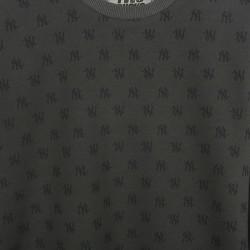 Two Bucks - NY Little Logo Haki Sweatshirt - Thumbnail