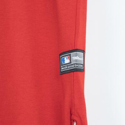 Two Bucks - NY Nakışlı Kırmızı T-shirt
